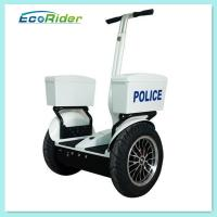 Wholesale Two Wheel Electric Police Personal Transporter Scooter , Self Balancing Police Segway from china suppliers