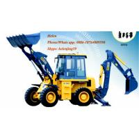 Wholesale WZ30-25 Mini Backhoe Loader Compact Loader Backhoe Articulated Backhoe Loader from china suppliers