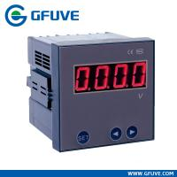 Wholesale FU8000 SINGLE PHASE CURRENT AND VOLTAGE DISPLAY METER from china suppliers
