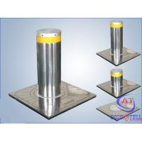 Wholesale Custom Manual Hydraulic Security Bollards , Stainless Steel Automatic Road Blocker from china suppliers