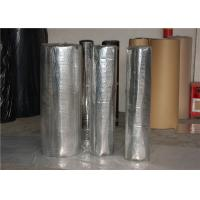 Wholesale In Roll Soundproof Acoustic Insulation Foam With Aluminum Foil Black EPDM from china suppliers