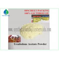 Wholesale Yellow Tren Acetate Powder Fitness Steroids Hormones Pharma Raw Materials from china suppliers