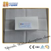 Wholesale Airlaid Paper Linen Like Paper Napkins For Wedding Reception 50gsm - 55gsm Weight from china suppliers