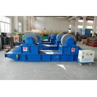 Wholesale High Capacity 400T Self-aligned Welding Rotator With VFD Rotary from china suppliers