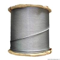 Wholesale 7 / 2.64mm Galvanized Guy Wire 5 16 Inch , High Strength Steel Cable 1000-1750 MPA from china suppliers
