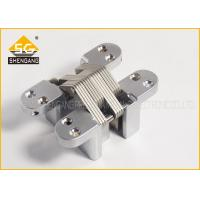 Wholesale Furniture Cabinet 180 Degree Invisible Internal Door Hinges 116*27.8*41mm from china suppliers