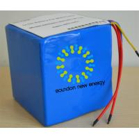 Wholesale E Skating Board / Scooter  / Motorcycle Lithium Ion Motorcycle Battery 48V 15Ah Powerful from china suppliers