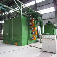 Wholesale Eco - Friendly Hanger Type Shot Blasting Machine For Sand Rust Grinding from china suppliers