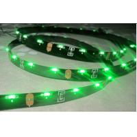Wholesale Commercial Green IP20 Indoor Led Flex Strip Lights 24W Side View Led Strip from china suppliers