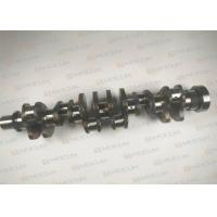 Wholesale Alloy Forging Excavator Diesel Engine Crankshaft For 6D107 Engine Parts 6754-01-1310 from china suppliers