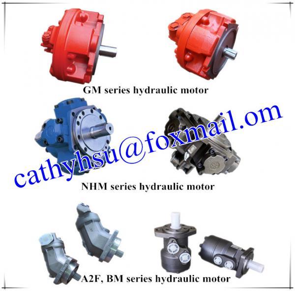 hydraulic motor SAI motor piston motor
