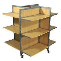 Wholesale Wooden Free Standing Display Stands / clothes display stand  For Shop from china suppliers
