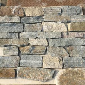Wholesale Quartzite & Granite Field Stone Natural Random Stone Veneer Natural Ledger Stone from china suppliers