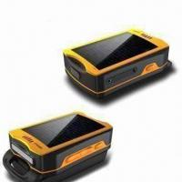 Wholesale Solar GPS Trackers with Waterproof IP65 for Outdoor Workers from china suppliers