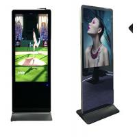 Wholesale Android Custom- made LCD Advertising Kiosk 55 inch Floor Standing Digital Signage from china suppliers