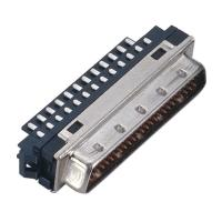 Quality 1.27*2.54 Pitchscsi 68 pin connector  Male Computer Pin Connectors Computer System Interface for sale
