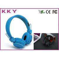 Wholesale Audiophile Music Bluetooth Headphone Headband with TF Card / FM Radio / 3.5mm AUX from china suppliers