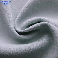 Wholesale F5705 lady fashion fabric moss crepe four ways spandex from china suppliers