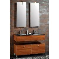 Wholesale Cherry Color MFC Bathroom Vanity  (PB205) from china suppliers