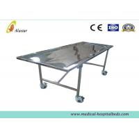 Wholesale Stainless Steel Table Cleaning Bodies , Movable Funeral Products from china suppliers
