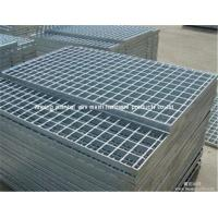 Wholesale Lightweight Carbon Steel Grating Panels Great Load Bearing Capacity from china suppliers