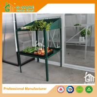 Wholesale 55X56X92cm Green Color Easy Assembly Removable Aluminum Staging from china suppliers