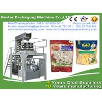 Wholesale frozen ravioli packing machine with MultiHead Weigher Filling VFFS premade bag Machine from china suppliers