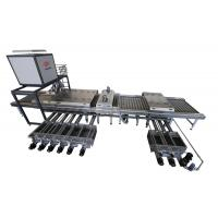 Wholesale Automotive Glass Cleaning Equipment With stainless steel shaft / heating system from china suppliers