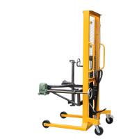 Wholesale 1.6m Lifting Height  Forklift Drum Lifter  Gripper Type from china suppliers