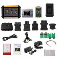 Wholesale OBDSTAR X300 DP X-300DP PAD Tablet Key Programmer Support Toyota G & H Chip All Keys Lost from china suppliers