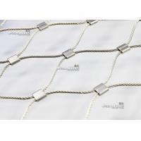Buy cheap Flexible Stainless Steel Cable Balustrade Mesh by Candurs China from wholesalers