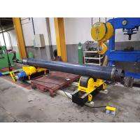 Wholesale Hydraulic Cylinder Turning Rollers 10 Tonne Capacity With Foot Pedal Control from china suppliers