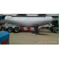 Wholesale 30 Tons To 80 Tons Reliability Bulk Cement Tank Semi Trailer With Q345 Carbon Steel from china suppliers
