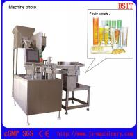 Wholesale VC Effervescent Tablet Tube Fillling and Caping  Packing Machine (BSP-40) from china suppliers