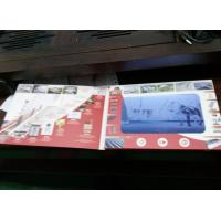 Wholesale High Lamination LCD Video Brochure / Video Greeting Cards With Touch Screen from china suppliers