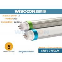 Wholesale Hospital G5 Pins 4 Foot Led Fluorescent Tube Replacement 18 Watt 85-265V/AC from china suppliers