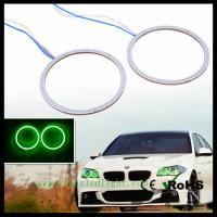 Wholesale 12V-30V 2x BMW Style White 140mm 168leds SMD Led Car Angel Eyes Halo Ring Light from china suppliers