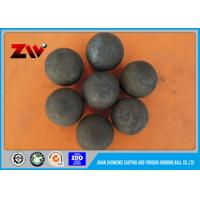 Wholesale High Hardness Grinding Steel Balls B2 for Mining and Cement Plant from china suppliers