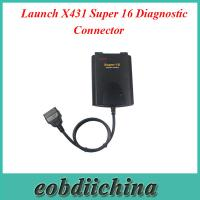 Wholesale Higher Quality Launch X431 Super 16 Diagnostic Connector from china suppliers