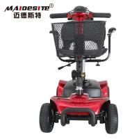 Wholesale Eco Friendly Large Mobility Scooter Wheelchair For Old Person Double Protection from china suppliers
