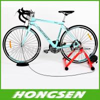 Wholesale HS-Q02A Exercise equipment indoor bike/bicycle trainer with wire control system from china suppliers