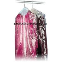 Wholesale Garment Cover, Clear Poly Dry Cleaning Bags, disposable garment bags, Custom Poly Bags from china suppliers