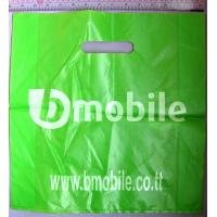 Wholesale Simple printing/Eco-friendly cutting handle for purchasing plastic bags from china suppliers