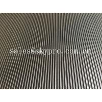 Wholesale Dielectrical rubber matting rolls / max voltage 100000V insulation rubber sheet from china suppliers