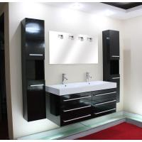 Wholesale European high glossy MDF bathroom vanities LZ-7003 from china suppliers
