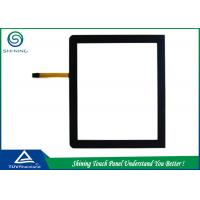 Wholesale High Definition 5 Wire Resistive Touch Panel Sensor 4/3 Ratio Dust Prevention from china suppliers