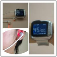 Wholesale Tinnitus soft cold laser medical watch for old aged healthcare from china suppliers