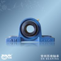 Wholesale Mounted Bearing Units / Cast Iron Pillow Block Bearing For Conveyer HCP206 UELP206 from china suppliers