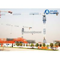 Quality 10 Tons Split Mast Topless Building Tower Cranes With Inverter Control System for sale