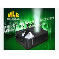 Buy cheap Wedding / Club 1500W Up Shot Fog Machine With LCD Controller from wholesalers